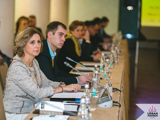 BUSINESS MEETING OF THE REAL ESTATE MARKET LEADERS TOOK PLACE AT THE RADISSON ROYAL HOTEL ON NOVEMBER 15