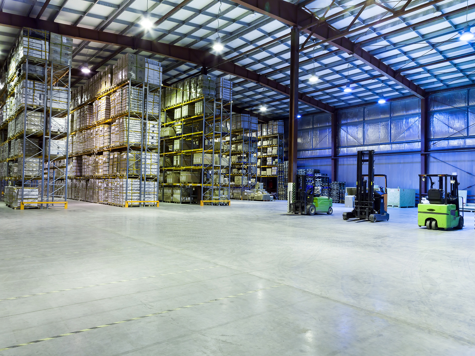 Warehouse Real Estate Market Results of 2014